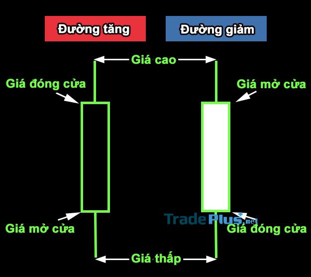 Cách đọc và sử dụng biểu đồ nến Forex 2