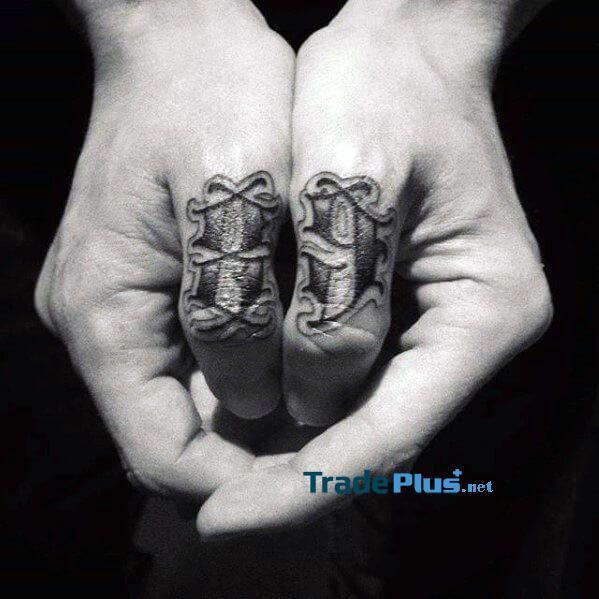 +39 mẫu Hình xăm bàn tay đẹp - Ý tưởng thiết kế hình xăm 17