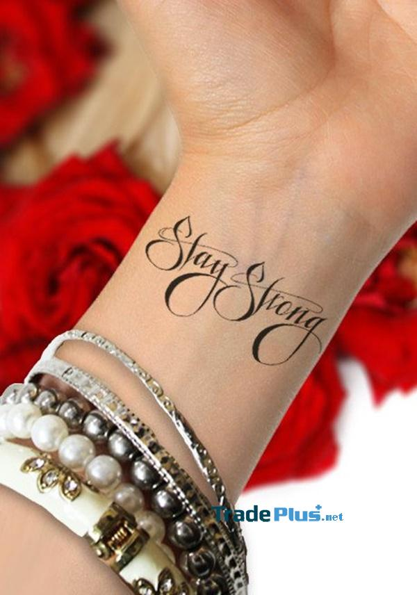 """""""Stay Strong"""""""